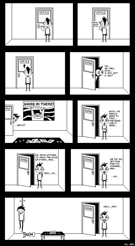 Comic 1 - 1